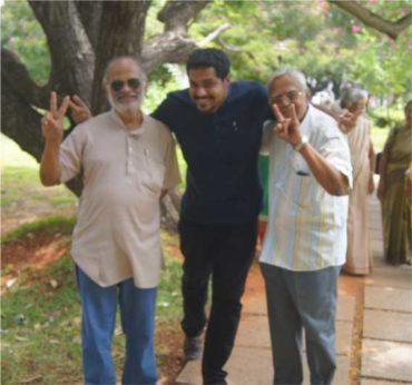 Elder care retirement homes Chennai