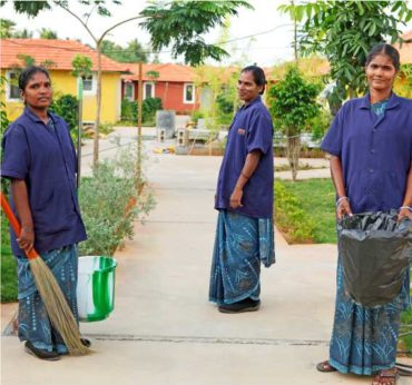 Reputed retirement home builders Chennai