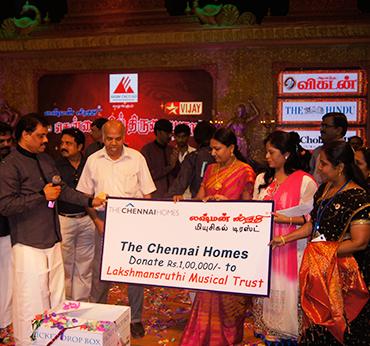 Senior homes in Chennai