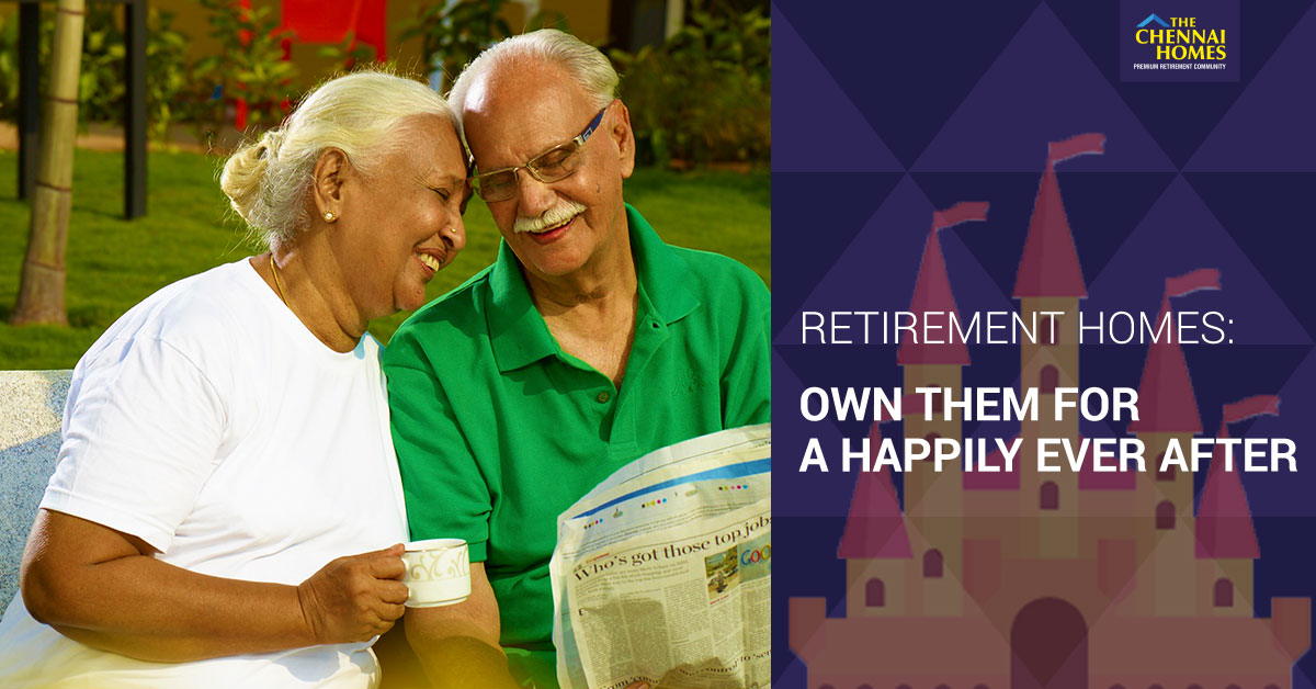 Advantages Of Retirement Homes