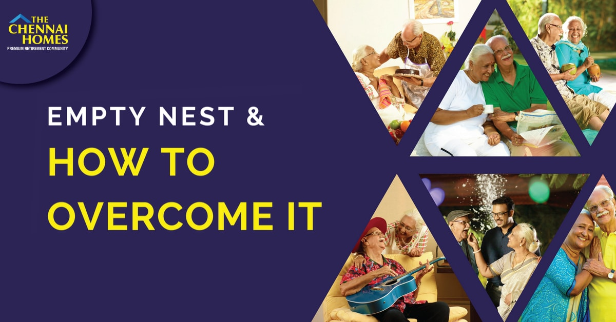 Overcoming Empty Nest Syndrome
