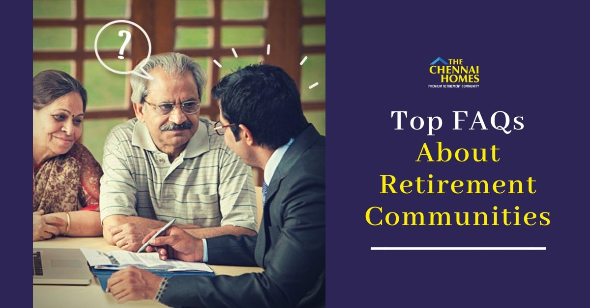 Questions To Ask Retirement Community