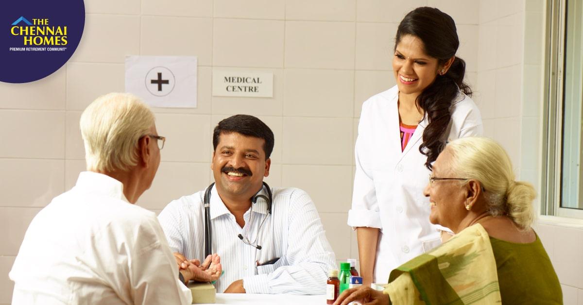 Common Health Problems In Elderly